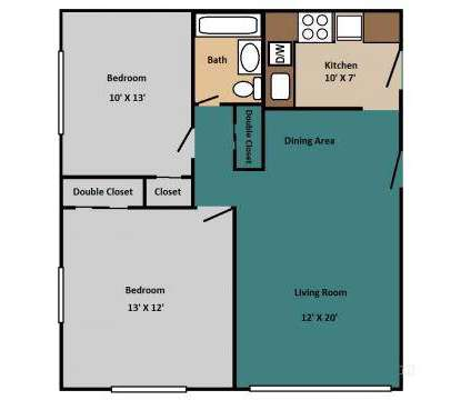1 Bed - Sovereign & Saxony Apartments at 23 Auburn St in Framingham MA is a Apartment