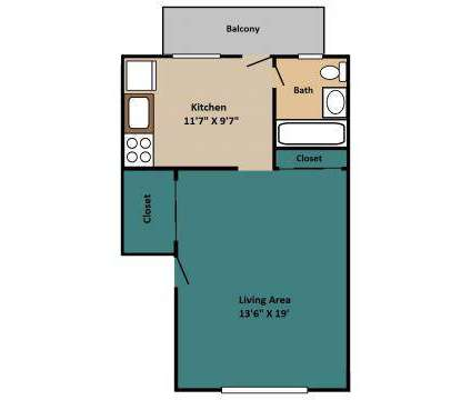 2 Beds - Sovereign & Saxony Apartments at 23 Auburn St in Framingham MA is a Apartment