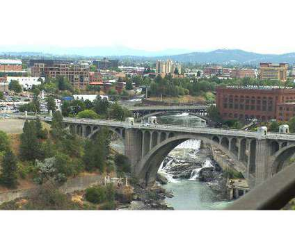 Studio - Riverfalls Tower Apartments at 1224 West Riverside in Spokane WA is a Apartment