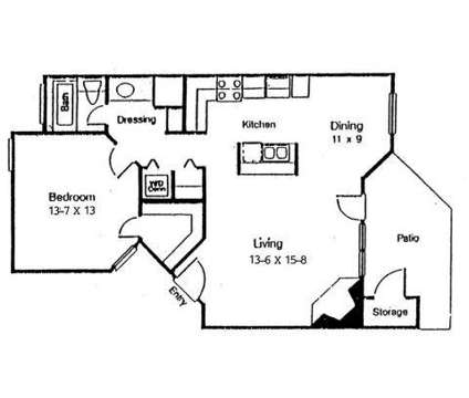 1 Bed - Waterford At The Park at 3640 Old Denton Road in Carrollton TX is a Apartment