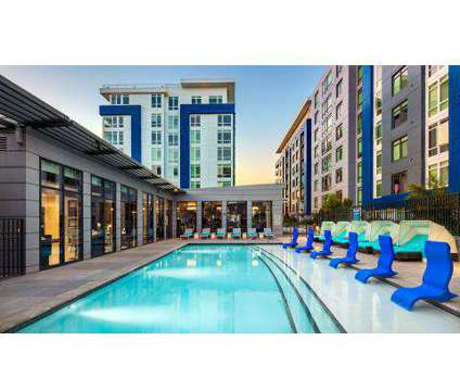 Studio - Indigo Apartment Homes at 675 Bradford St in Redwood City CA is a Apartment