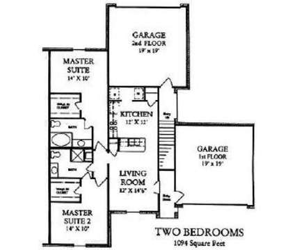 2 Beds - The Wyndham at 3240 S Germantown Rd in Memphis TN is a Apartment
