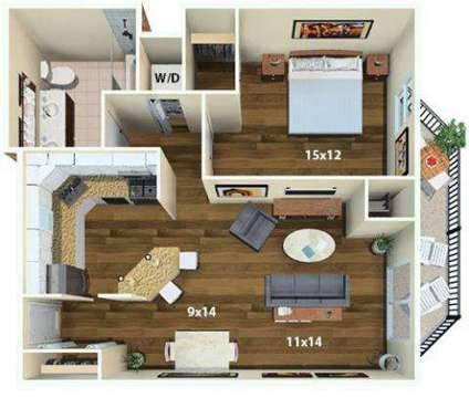 1 Bed - Calhoun Beach Club Apartments at 2900 Thomas Ave South in Minneapolis MN is a Apartment