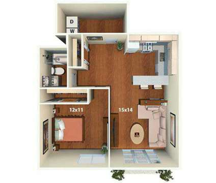 1 Bed - Meadow Creek Apartments at 5131 Williams Fork Trail in Boulder CO is a Apartment