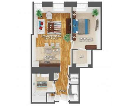 1 Bed - Lofts at Helmetta at 2100 Camelot Ct in Helmetta NJ is a Apartment