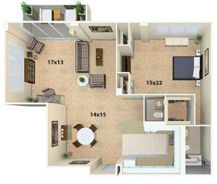 Studio - Flamingo South Beach - North Tower at 1508 Bay Rd in Miami Beach FL is a Apartment