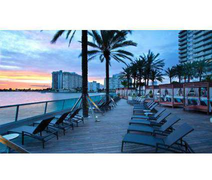 1 Bed - Flamingo South Beach North and South Towers at 1500 Bay Road in Miami Beach FL is a Apartment