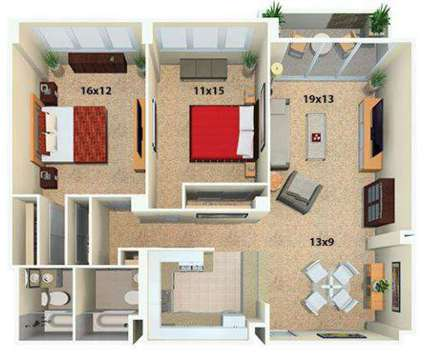 2 Beds - Flamingo South Beach - North Tower at 1508 Bay Rd in Miami Beach FL is a Apartment