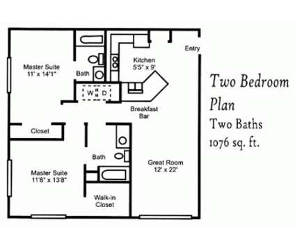 2 Beds - Northstone Apartments at 4021 Northstone Dr in Raleigh NC is a Apartment