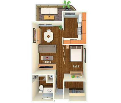Studio - 3400 Avenue of the Arts Apartments at 3400 Ave Of The Arts in Costa Mesa CA is a Apartment