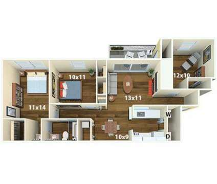 2 Beds - Stonecreek Club Apartment Homes at 12840 Locbury Cir in Germantown MD is a Apartment