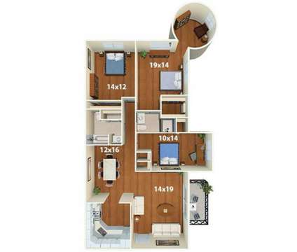 3 Beds - Royal Crest Estates - North Andover at 50 Royal Crest Dr in North Andover MA is a Apartment