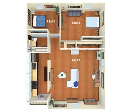 2 Beds - Waverly Apartments at 9 Bronsdon St in Brighton MA is a Apartment