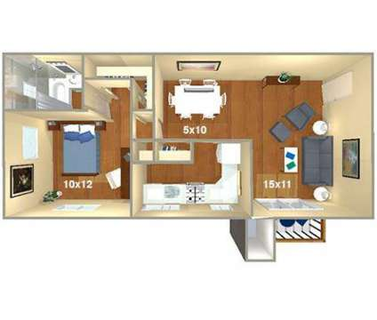 1 Bed - Foxchase Apartments at 320 N Jordan St in Alexandria VA is a Apartment