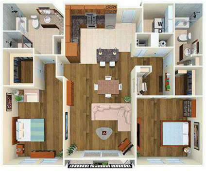 2 Beds - 21 Fitzsimons Apartment Homes at 2100 N Ursula St in Aurora CO is a Apartment