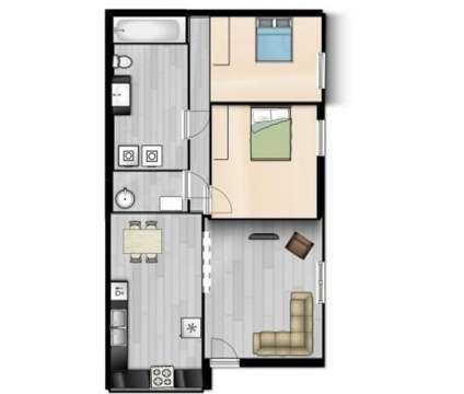 2 Beds - The Overton Brentwood at 4960 Edmondson Pike in Nashville TN is a Apartment