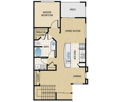 1 Bed - Cantera At Coronado Ranch Apartments at 7600 S Rainbow Boulevard in Las Vegas NV is a Apartment