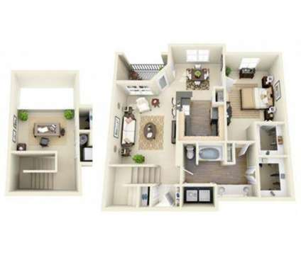 1 Bed - Kirby Place at 7500 Kirby Dr in Houston TX is a Apartment