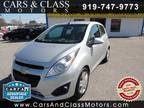 Used 2014 Chevrolet Spark for sale.