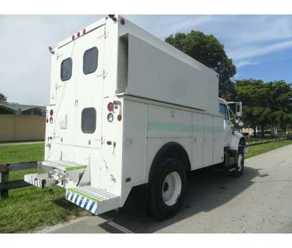1999 International 4800 Enclosed Utility Truck is a 1999 International Service & Utility Truck in Miami FL