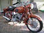 Very Nice 1966 Bmw R69s Very Nice