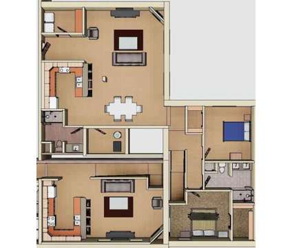 2 Beds - Mabbett and Breeds Block at 174-196 S 2nd St in Milwaukee WI is a Apartment