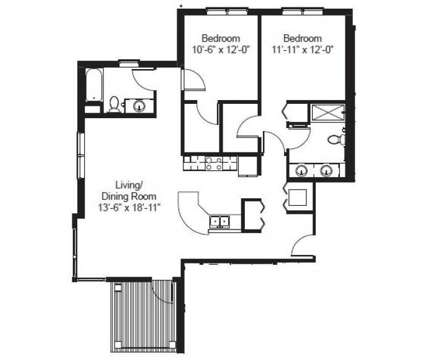 2 Beds - Highland Hills at 210 Highland Corporate Drive in Cumberland RI is a Apartment