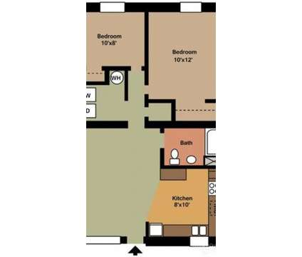 2 Beds - Bradford Pointe Apartments at 1680 East Franklin St in Evansville IN is a Apartment