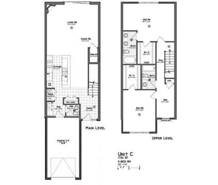 2 Beds - Bellbrook Townhomes at 19224 Olive Plaza in Omaha NE is a Apartment