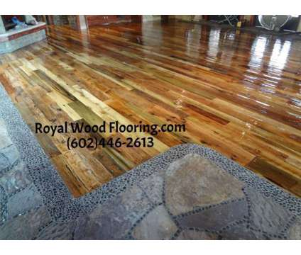 Hardwood Flooring Buffing and Recoating in Tempe, Downtown Phoenix, AZ is a Design Services service in Phoenix AZ