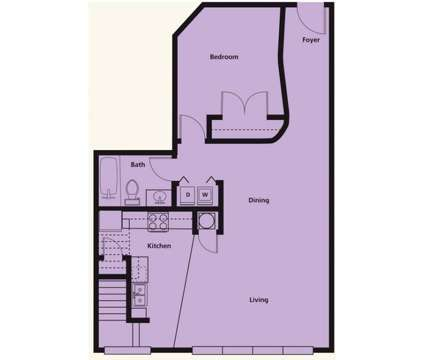 2 Beds - Intown Lofts at 170 Northside Drive Sw in Atlanta GA is a Apartment