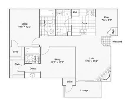 2 Beds - The Township Apartment Homes at 400 Ne 103rd St in Kansas City MO is a Apartment