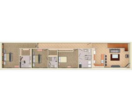 3 Beds - Mabbett and Breeds Block at 174-192 S 2nd St in Milwaukee WI is a Apartment