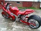 2006 Suzuki Hayabusa Custom Chrome Candy Paint