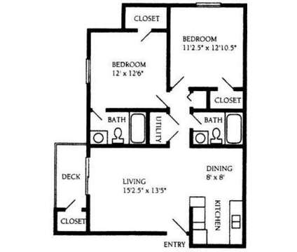 2 Beds - Stone Haven Pointe at 1304 Stoney Pointe Dr in Rock Hill SC is a Apartment