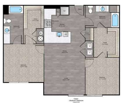 2 Beds - The Ridge at Robinson at 1501 Meredith Dr in Pittsburgh PA is a Apartment