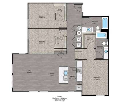 3 Beds - The Ridge at Robinson at 1501 Meredith Dr in Pittsburgh PA is a Apartment