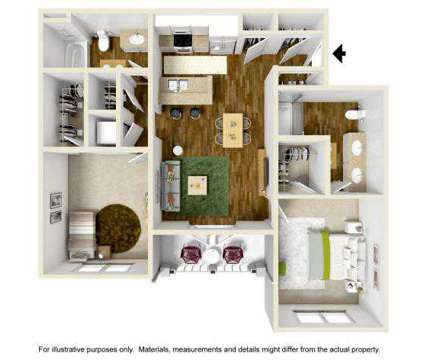 2 Beds - Metro Apartments at 1500 Parkwood Cir Sw in Atlanta GA is a Apartment