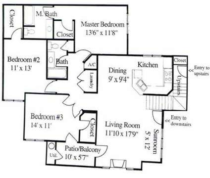 3 Beds - Brightwood Crossing at 6798 Leaf Crest Dr in Whitsett NC is a Apartment