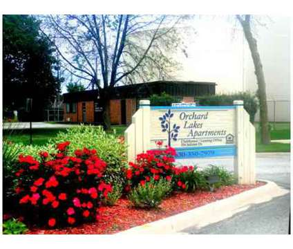 1 Bed - Orchard Lakes at 154 Juliann Drive in Wood Dale IL is a Apartment