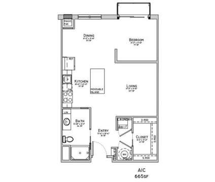 Studio - Harney Place at Midtown at 3327 Harney St in Omaha NE is a Apartment