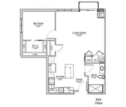1 Bed - Harney Place at Midtown at 3327 Harney St in Omaha NE is a Apartment