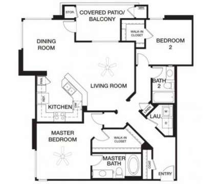 2 Beds - The Gallery at 7688 Blue Diamond in Las Vegas NV is a Apartment