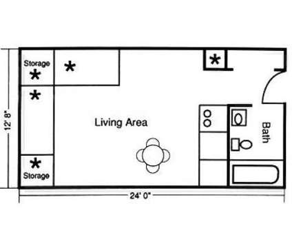 Studio - Omni Place Apartments at 333 Legion Drive in Lexington KY is a Apartment