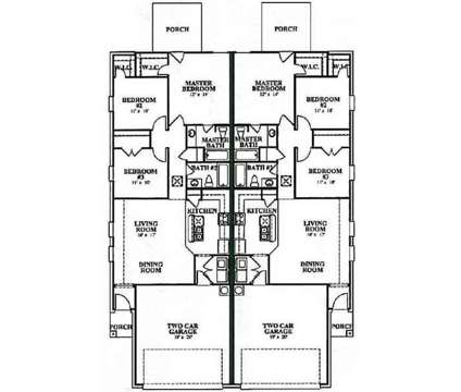 3 Beds - Mistletoe Hills Townhomes at 840 Walnut in Burleson TX is a Apartment