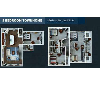 5 Beds - The Avenue at Norman at 3301 12th Ave in Norman OK is a Apartment
