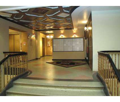 1 Bed - Historic Stolp Island Apartments - Leland Tower at 7 South Stolp Ave in Aurora IL is a Apartment