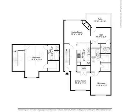 3 Beds - Hunters Glen at 6400 Independence Parkway in Plano TX is a Apartment