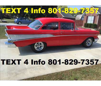 1957 Chevrolet Belair Belair is a 1957 Chevrolet Classic Car in Bloomfield Village MI