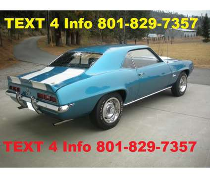 1969 Chevrolet Camaro Z28 is a 1969 Chevrolet Camaro Classic Car in Ozark AL